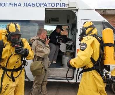 Украинских спасателей ждет реформа