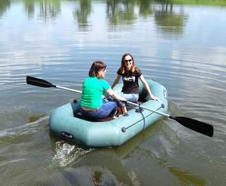 Как выбрать подходящую надувную лодку