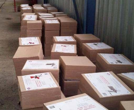 Пограничники изъяли соковыжималки производства «ЛНР»