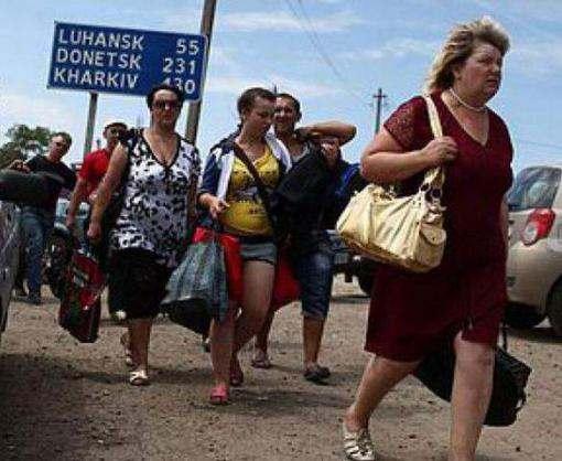 The Telegraph: после оккупации Крым покинуло около 100 тысяч жителей