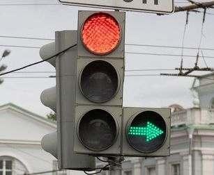 В Харькове на двух перекрестках не работают светофоры