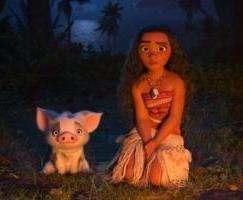 Disney опубликовала первый тизер мультфильма «Моана»