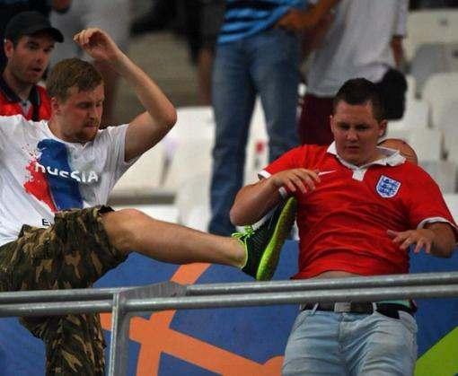 Евро-2016: сборная России дисквалифицирована