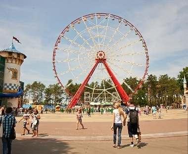 В парке Горького пройдет фольклорный фестиваль