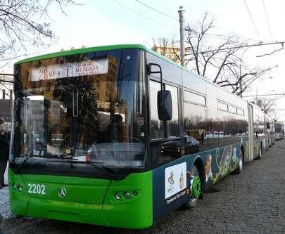 Харьков хочет взять кредит на покупку троллейбусов