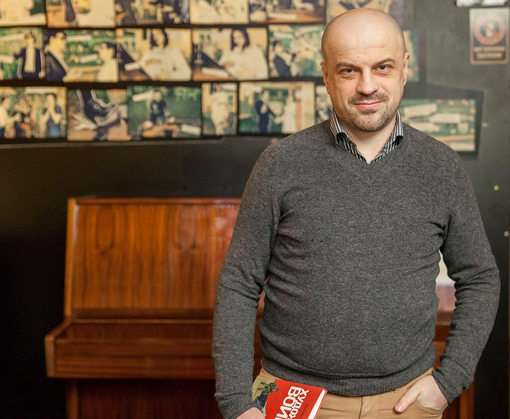 Украинский журналист хочет объединить страну