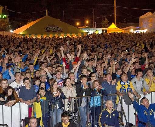 Евро-2016: Украина — Северная Ирландия. Где смотреть