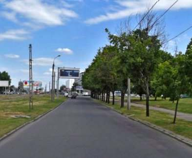 Московский проспект в Харькове реконструируют до метро «Армейская»
