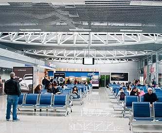 В харьковском аэропорту задержали россиянина из списка Интерпола