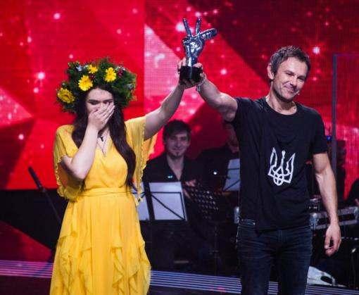 Харьковская студентка споет со Святославом Вакарчуком
