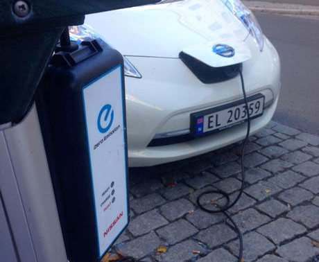 Как Норвегия переходила на электромобили