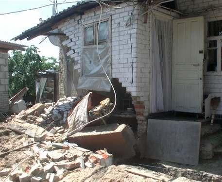 В Харькове под завалами дома погиб подросток