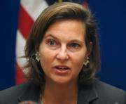 Виктория Нуланд едет в Украину обсудить «минские cоглашения»