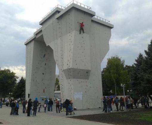 В Харькове пройдет Фестиваль по скалолазанию и альпинизму «Кубок памяти»