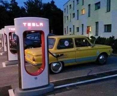 В Харькове будут способствовать развитию электромобилизма