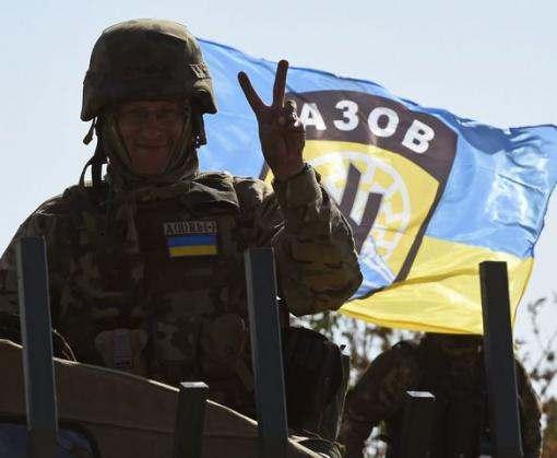 «Азов» и «Донбасс» возвращаются на передовую