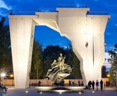 Друзья погибших альпинистов собирают деньги на мемориал в Харькове: видеосюжет