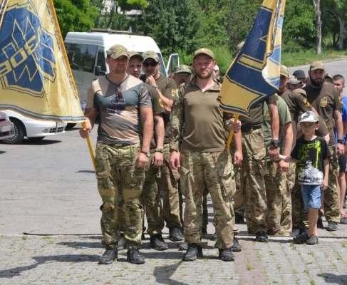 Добровольцы просят харьковских депутатов заступиться за них