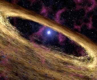 Названы сроки возникновения жизни во Вселенной