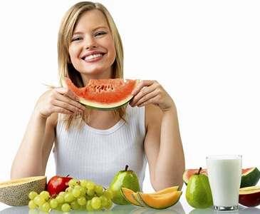 Как с помощью диеты сохранить молодость