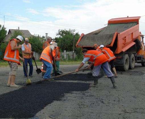 Дорогу до Купянска отремонтируют до сентября