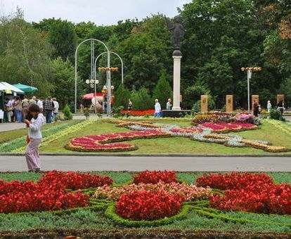 В харьковском саду Шевченко появится озеро