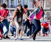 Харьковчан приглашают на массовый танец