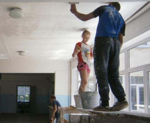Родительские ремонты в школах могут обернуться трагедией
