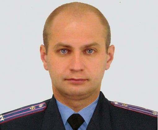 В одном из отделений полиции назначен новый начальник