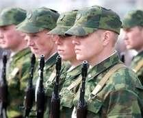 Харьковчане интересуются службой в армии по контракту