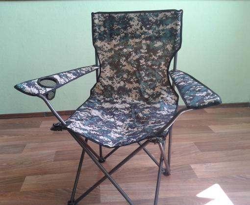 Харьковские заключенные начали выпускать стулья для рыбаков