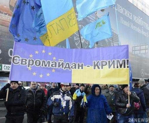 В Украине появится День сопротивления крымчан российской агрессии