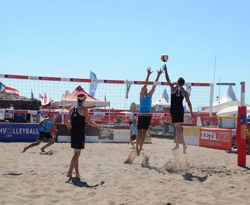 Пара из «Локомотива» выиграла тур в Харькове