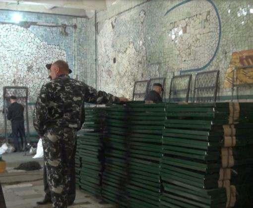 В харьковских колониях выполняют новые заказы для армии