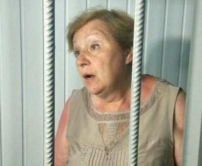 В Харькове защита Александровской подала апелляцию на ее арест