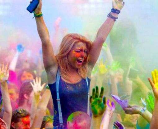 В Харькове пройдет фестиваль красок