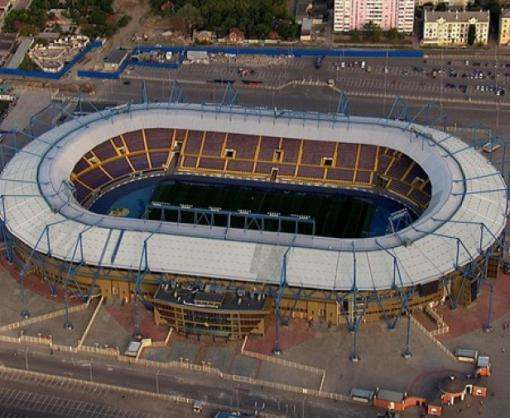 Стадиону «Металлист» за долги «вырубили» электричество