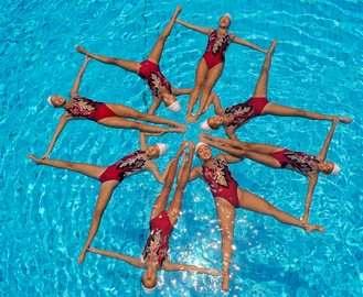В Харькове пройдёт летний чемпионат Украины по синхронному плаванию: программа