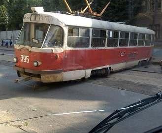 Харьковские трамваи будут реже сходить с рельсов