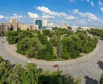 Сквер на площади Свободы в Харькове будет реконструирован