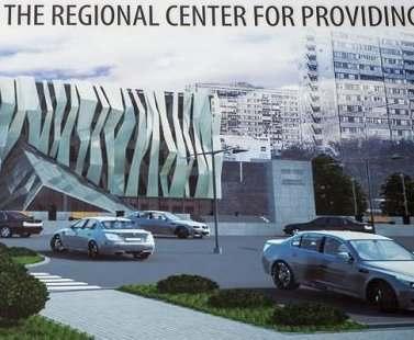Новый центр админуслуг в Харькове сможет обслуживать две тысячи человек в день