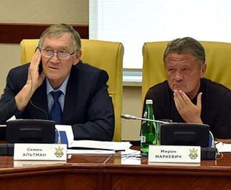 Мирон Маркевич стал главой комитета национальных сборных ФФУ