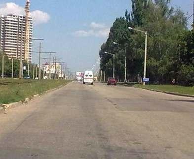 В Харькове перекроют часть проспекта Победы