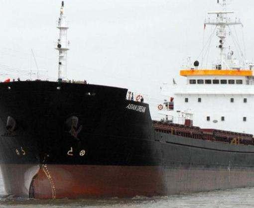 В Болгарии арестовали корабль с украинцами на борту