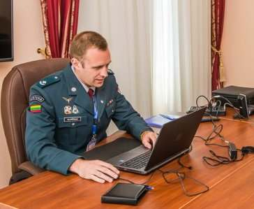 С харьковской полицией поработают специалисты ЕС