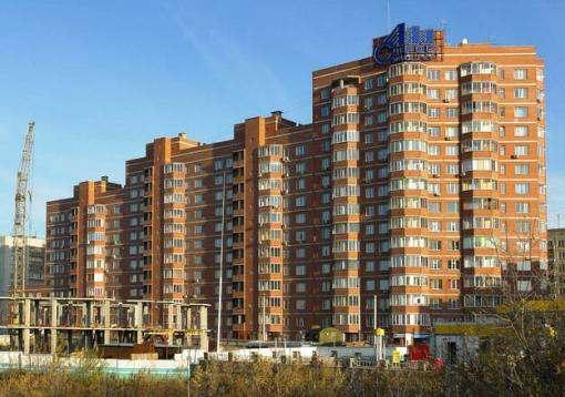 Харьковская область оказалась в лидерах по строительству жилья