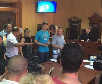 Харьковского патрульного, подозреваемого в смертельном ДТП, поместили в СИЗО