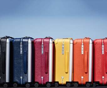 Louis Vuitton выпустил коллекцию инновационных чемоданов