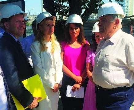 Харьковчане договорились с американцами об открытии центра админуслуг
