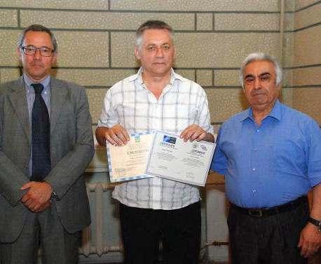 Бывшие военные получили в Харькове сертификаты IТ-специалистов